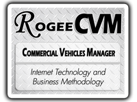 Rogee CVM - Commercial Vehicles Manager